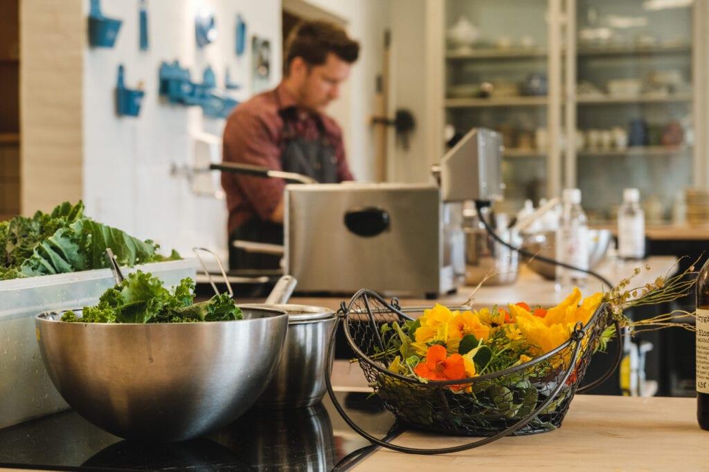 Smagsprøver i Madens Hus i sommerferien