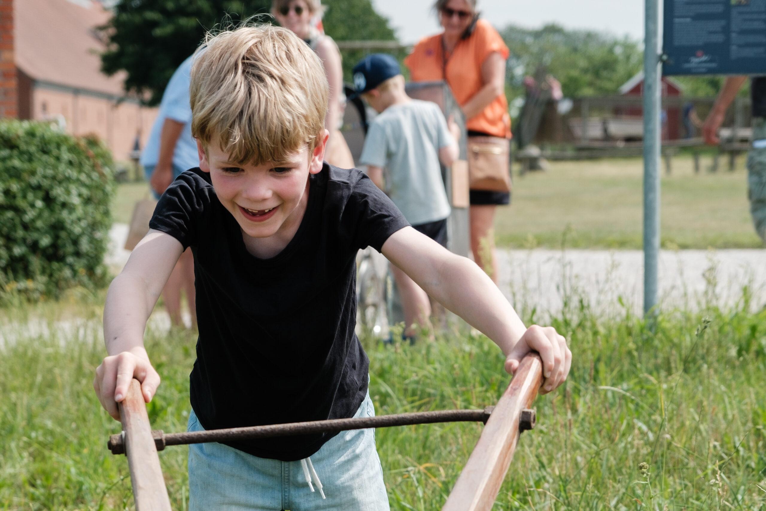 Sommer med masser af aktiviteter for hele familien på Det Grønne Museum