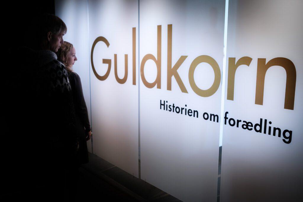 Oplev udstillingen Guldkorn - historien om Planteforædling