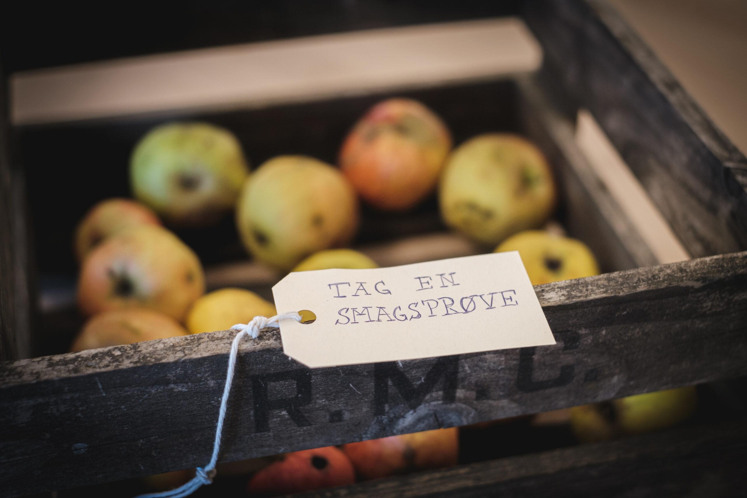 Æbleweekendpå Det Grønne Museum, Gl. Estrup
